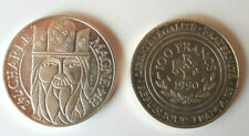 1 PIECE 100 FRANCS ARGENT CHARLEMAGNE 1990 TTB