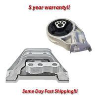 Chevrolet Pontiac Saturn 2.2L 2.4L 5385 3081 5374 3PCS For  Motor /& Trans Mount