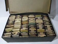 Vintage Watch Parts NOS Omega Elgin Bulova