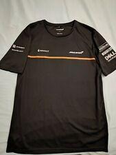 New listing McLaren 2019 Team F1 Formula One Black T-Shirt Renault Size L