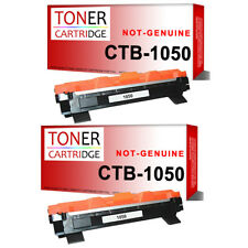 2X Toner Cartridge for Brother TN1050 DCP-1510 DCP-1512 HL-1110 HL-1112 HL-1212W