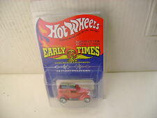 HOT WHEELS MID-WINTER ROD RUN 2004 EARLY TIMES '34 FORD DELIVERY 814/5000 NEW MO