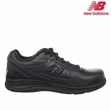 Men's New Balance MW577 Comfy Walking Shoes Black Leather All SZs NIB  MW577BK