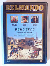DVD COLLECTION BELMONDO N° 30  / PEUT - ETRE / UN FILM DE CEDRIC KLAPISCH