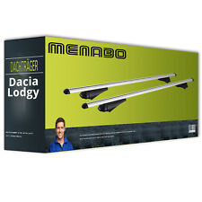 Menabo Tiger - Dachträger - Aluminium - Dacia Lodgy  komplett inkl. EBA