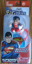 BIGinkies Superman Justice League 1-1/2 inch Action figure Capsule Toy NEW