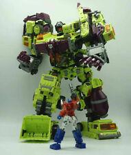 NBK New Devastator Transformation Boy Toy Oversize Action Figure Robot KO NO BOX
