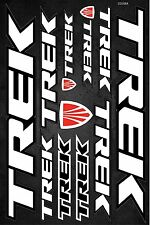 Trek Bicycle Frame Decals Stickers Graphic Set Vinyl Adesivi