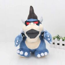 Bowser Stofftier Super Mario Plüschtier Nintendo Kuscheltier Wii Spiel Figur Neu