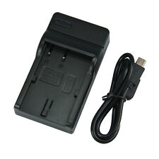 Battery Charger For CANON BP-511 Camera EOS 20D 40D 50D 300D FVM10 w/ USB PORT