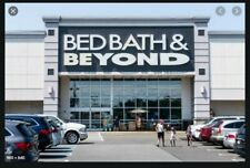 Bed Bath Beyond 20 off 1, Instore, USE ONLINE