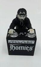 Homies Jokajams 2.5 Inch Figure DJ Rare Locsters