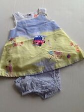 BNWT Joules Baby Girls Sundress & Pants Outfit Babybunty