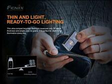 Fenix E03R 260 Lumens 42 meter Type-C USB Recharge Flashlight Pocket Light