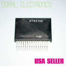 STK3102 Free Shipping US SELLER Integrated Circuit IC WITH HEAT SINK COMPOUND