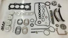 Dichtungssatz Zylinderkopfdichtung Kolben Toyota Celica T23 1,8 VVT-i 1ZZ-FE NEU
