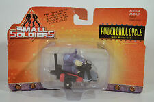 "1998 Punch-It Power Drill Cycle Motorcycle 3"" Vehicle Movie Toy Small Soldiers"