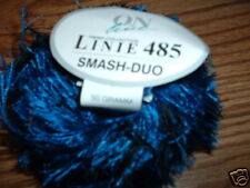 On Line - Smash-Duo Black & Dk Blue #04 Thick Eyelash