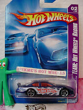 2008 Hot Wheels DODGE CHARGER STOCK CAR #146  variant  Racing blue; oh5
