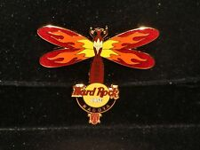 Hard Rock Cafe Nagoya Dragonfly Guitar 2004 400 L.Edition Pin