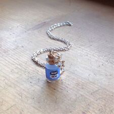 necklace Okay Okay Fault In Our Stars Inspired Handmade Bottle Charm Cute