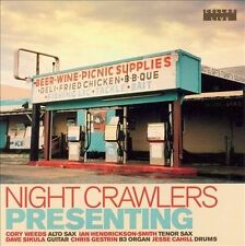 Presenting by Night Crawlers (CD, Sep-2007, Cellar Live Records)