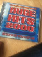Various Artists : Huge Hits 2000: 40 of the Biggest Hits On2 CDS