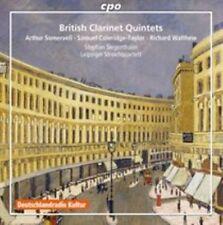 British Clarinet Quintets, New Music