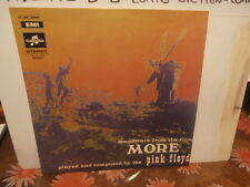 "pink floyd""soundtrack""more""lp12""or.fr.green label.columbia:2c06204096 languette"
