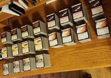 SPOILS TCG SEED SAGA PLAYSET CCG CARD GAME MTG 4 OF EACH CARD