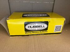 Hubbell Wiring System Duplex Receptacle - Isolated Ground. S3