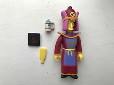 PLAYMATES INTERACTIVE THE SIMPSONS SERIES 12 NUMBER ONE 1 ACTION FIGURE WOS