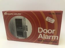 Vintage 1980s Safe House Door Alarm Entry Chime NOS Radio Shack Tandy
