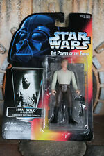 Han Solo In Carbonite Star Wars Power Of The Force 2 1996 Red Card
