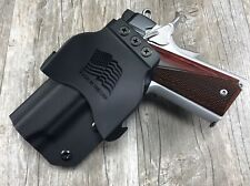 "OWB PADDLE Holster Kimber 1911 4"" Kydex Retention SDH"