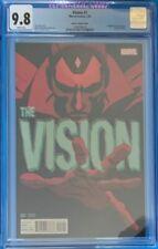 VISION #1 CGC 9.8 MARTIN VARIANT COVER 1:20 TOM KING VIV AVENGERS COMIC BOOK