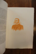 Th. Delcassé Figures Contemporaines Mariani Biographie 1911 1/25 ex. Rare !