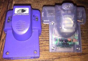 Nintendo 64 Tremorpak & Hhyperpak Lot