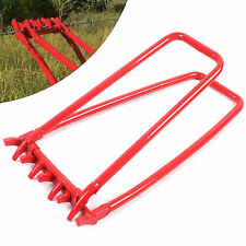 153kg Chain Fixer Tool Cattle Barn Farm Fence Fixer Barbed Wire Repair Tool Red