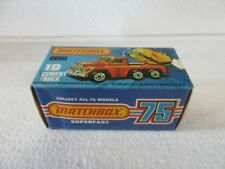 Matchbox Superfast 19 Cement Truck