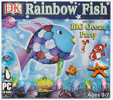 RAINBOW FISH AND THE BIG OCEAN PARTY (PC, 2005)
