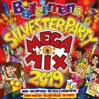 BALLERMANN SILVESTERPARTY MEGAMIX 2019 MIA JULIA/LORENZ BÜFFEL/+  2 CD NEW