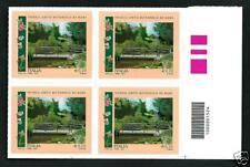 Italia 2013: Museo Orto Botanico di Bari - quartina con codice a barre