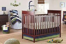 Alligator Blues By NoJo 4pc Baby Crib Bedding Set Turtle Hippo Swap Friends