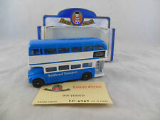 scarce OXFORD DIECAST RM46 BUS ROUTEMASTER Southend transport 1 of 2000