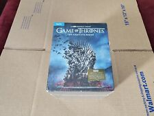 Game of Thrones - Complete Series: w/Slipcase (Blu-ray Disc) No Code, 33-Discs