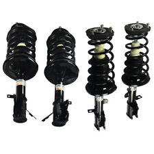 For 1993-2002 Toyota Corolla Complete Struts / Shocks & Coil Springs w/ Mounts