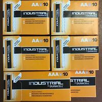 40 x AA + 20 x AAA Duracell Industrial Alkaline Batteries LR6, Replaces Procell