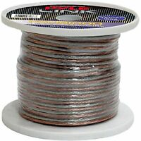 Pyle PSC181000 18-Gauge 1000-Feet Spool of High Quality Speaker Zip Wire