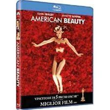 Blu Ray AMERICAN BEAUTY - (1999) *** Contenuti Extra ***   ......NUOVO